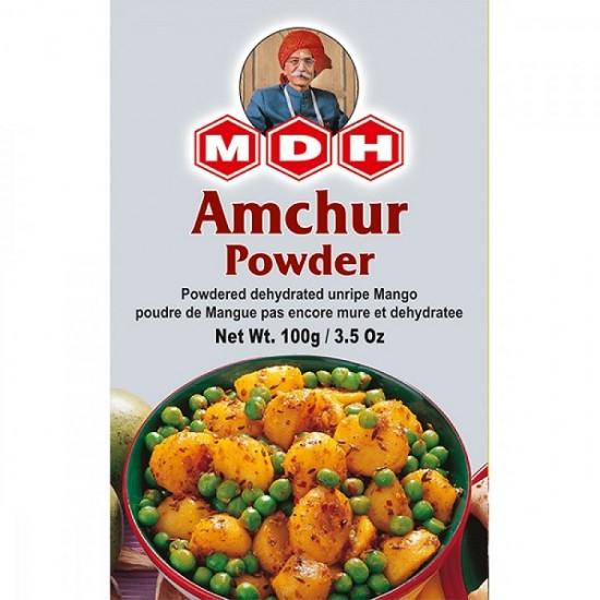 Amchur, pudra de mango necopt deshidratat 100g