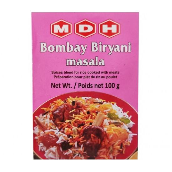 Bombay Biryani masala, Amestec de condimente indiene pentru orez cu carne 100g