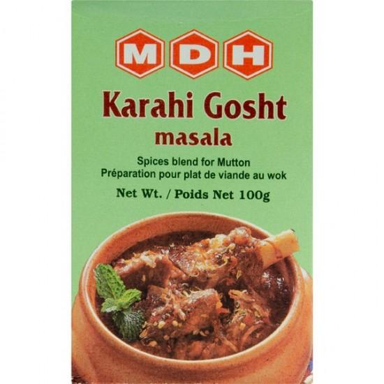 Karahi Gosht masala, Amestec de condimente indiene pentru carne de oaie 100g