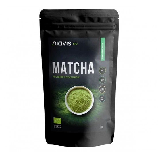 Bio Ceai Matcha pulbere 60g