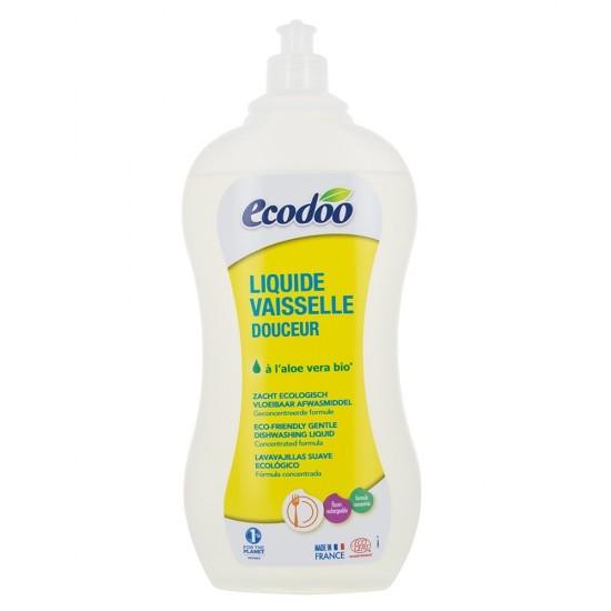 Bio Detergent lichid pentru vase cu aloe vera 1000ml