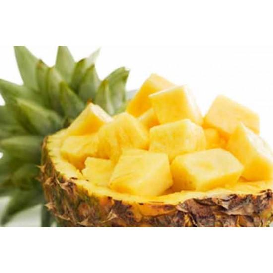 Ananas confiat cuburi 1 kg