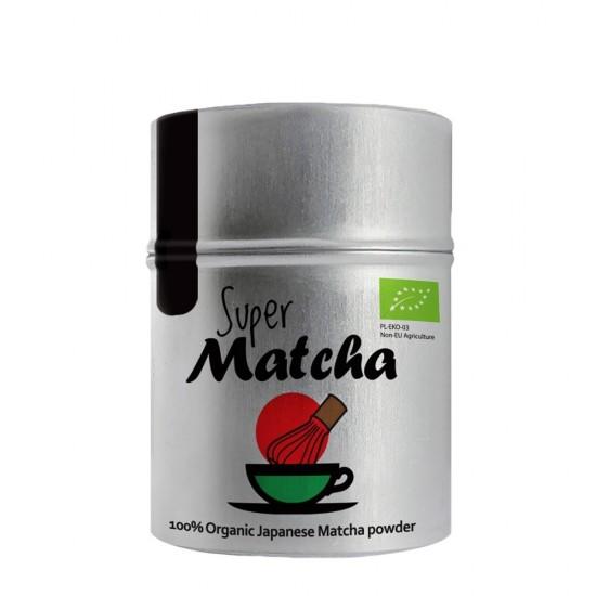 Bio Ceai Matcha japonez 40g