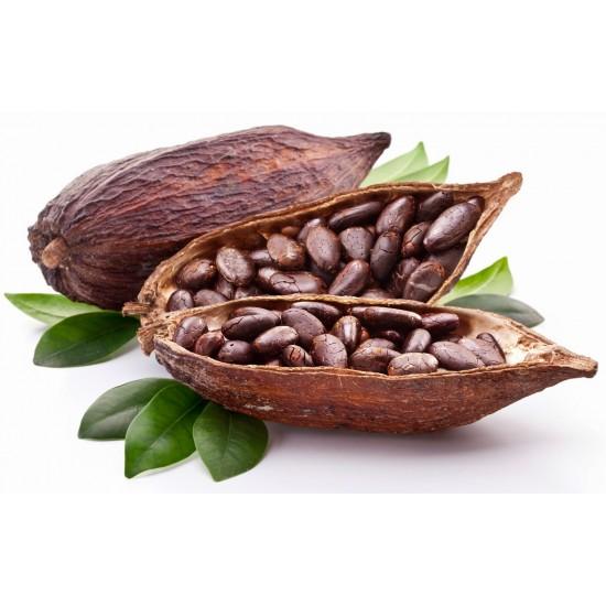 Boabe de cacao crude 1 kg