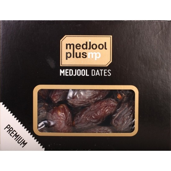 Curmale medjool raw premium large 750g