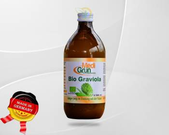 Bio Suc de Graviola 500ml MediGrun Germania