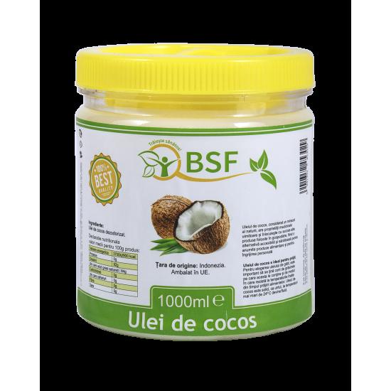 Ulei de cocos 1000 ml