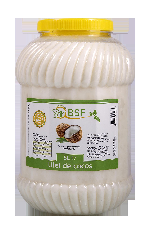 ulei de cocos pt detoxifiere)