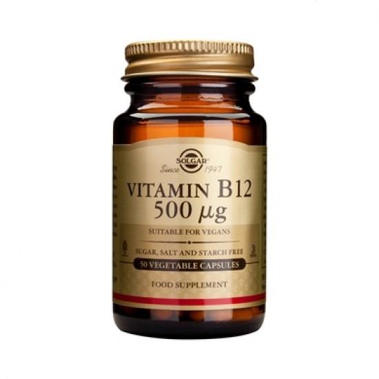 Vitamina B-12 50 capsule